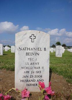 Nathaniel B Belvin