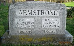 Carrie <i>Bee</i> Armstrong