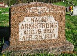 Naomi Alice <i>Morgan</i> Armstrong