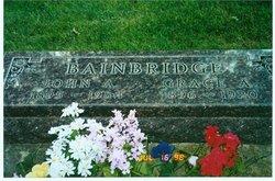 John Alvin Bainbridge