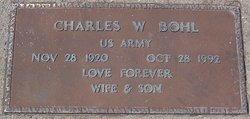 Charles W Bohl