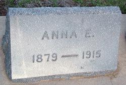 Anna E <i>Kindsvater</i> Landon
