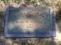 Mary Martha <i>Chestnut</i> Newton