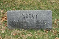 Maud <i>Stanbery</i> McCoy