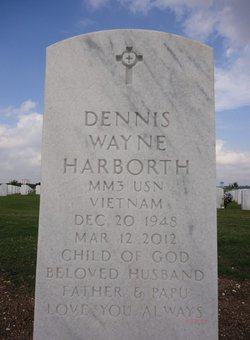 Dennis Wayne Harborth