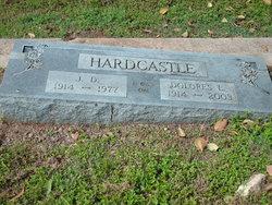 J D Hardcastle