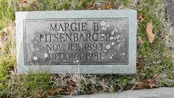 Margie Lee <i>Botkin</i> Pitsenbarger
