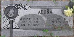 Olivia G Acuna