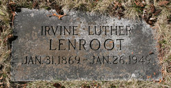Irvine Luther Lenroot