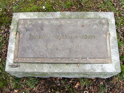 Barbara Marsalis Jones
