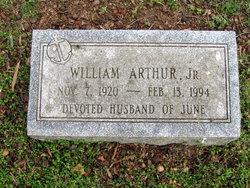 William Arthur, Jr