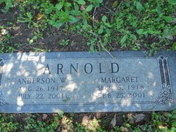 Anderson W. Shorty Arnold