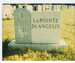 Lois Gramma Uh uh <i>LaPoint</i> DeAngelis