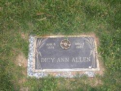 Dicy Ann Allen