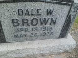 Dale W Brown