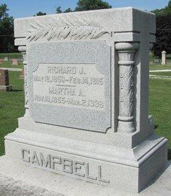 Martha A. <i>Clark</i> Campbell
