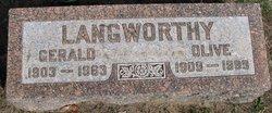 Olive Langworthy