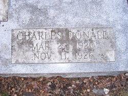 Charles Donald Allred