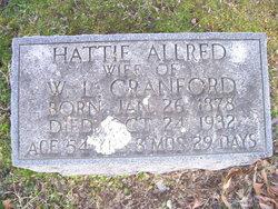 Hattie Allred