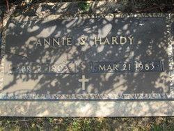 Annie C. <i>Smith</i> Hardy