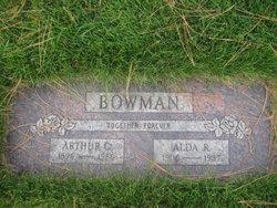 Alda Rebecca <i>Morasch</i> Bowman