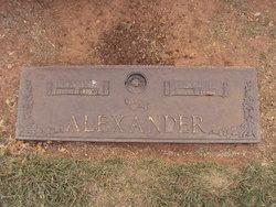 Frances B Alexander