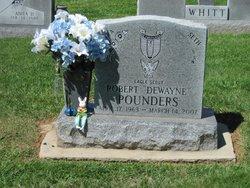 Robert DeWayne Pounders