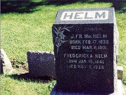 Johann Friederich Wilhelm Helm