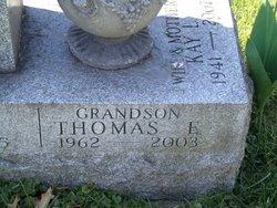 Thomas E Attea