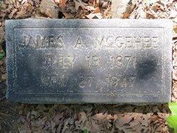 James Augustus McGehee