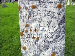 Margrett <i>Brady</i> Leddy