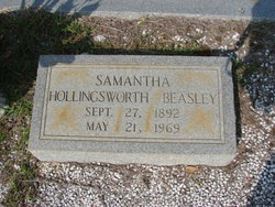 Samantha <i>Brannen</i> Beasley