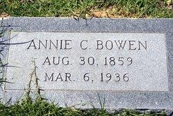 Annie C. Bowen