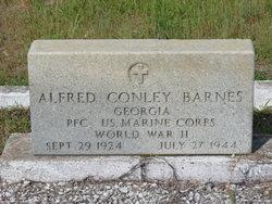 Alfred Conley Barnes