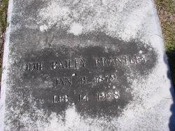 Odie <i>Bailey</i> Brantley