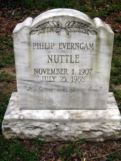 Philip Everngham Nuttle