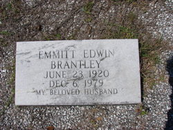 Emmitt Edwin Brantley