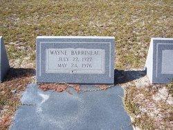 Wayne Barrineau