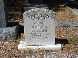 Herbert O. Strickland