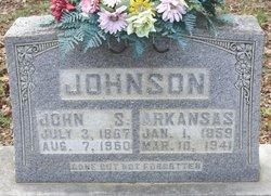 Arkansas <i>Evans</i> Johnson