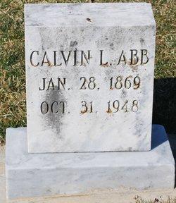 Calvin L Abb