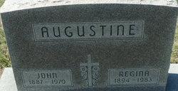 Regina <i>Schuster</i> Augustine