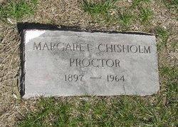 Margaret <i>Chisholm</i> Proctor