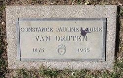 Constance Pauline Louise Van Druten