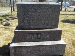 Julia Ann <i>Gates</i> Dodge