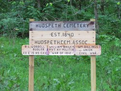 Hudspeth Cemetery