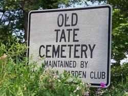Old Tate Cemetery