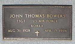 John Thomas Bowers