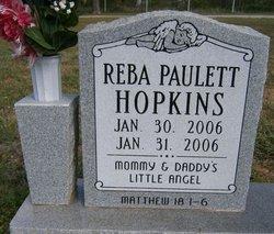 Reba Paulett Hopkins