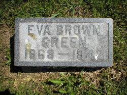 Evelena Eva <i>Bailey</i> Brown-Green